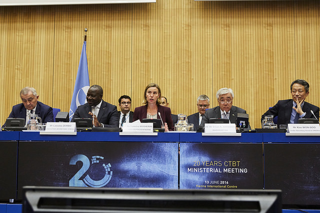 20 years CTBT Ministerial Meeting