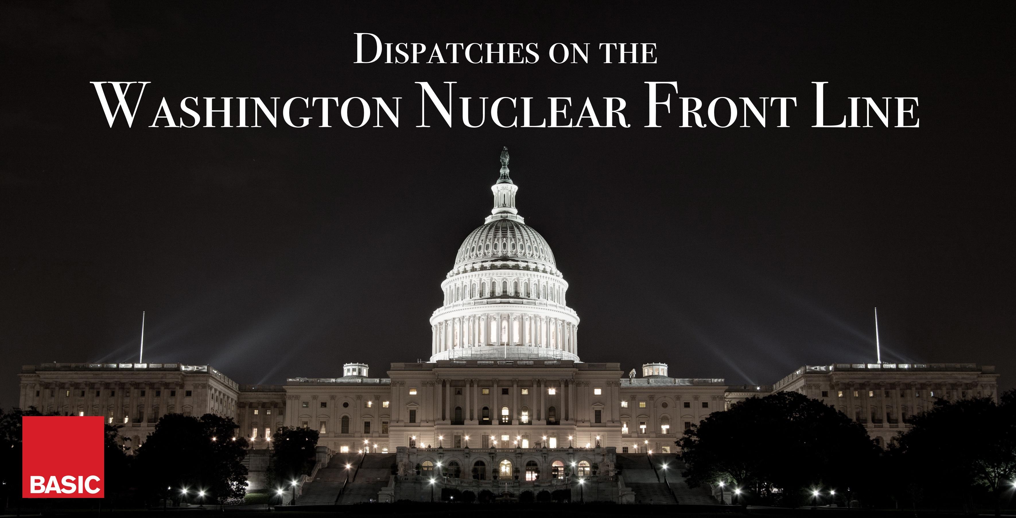 Capitol Washington Dispatches